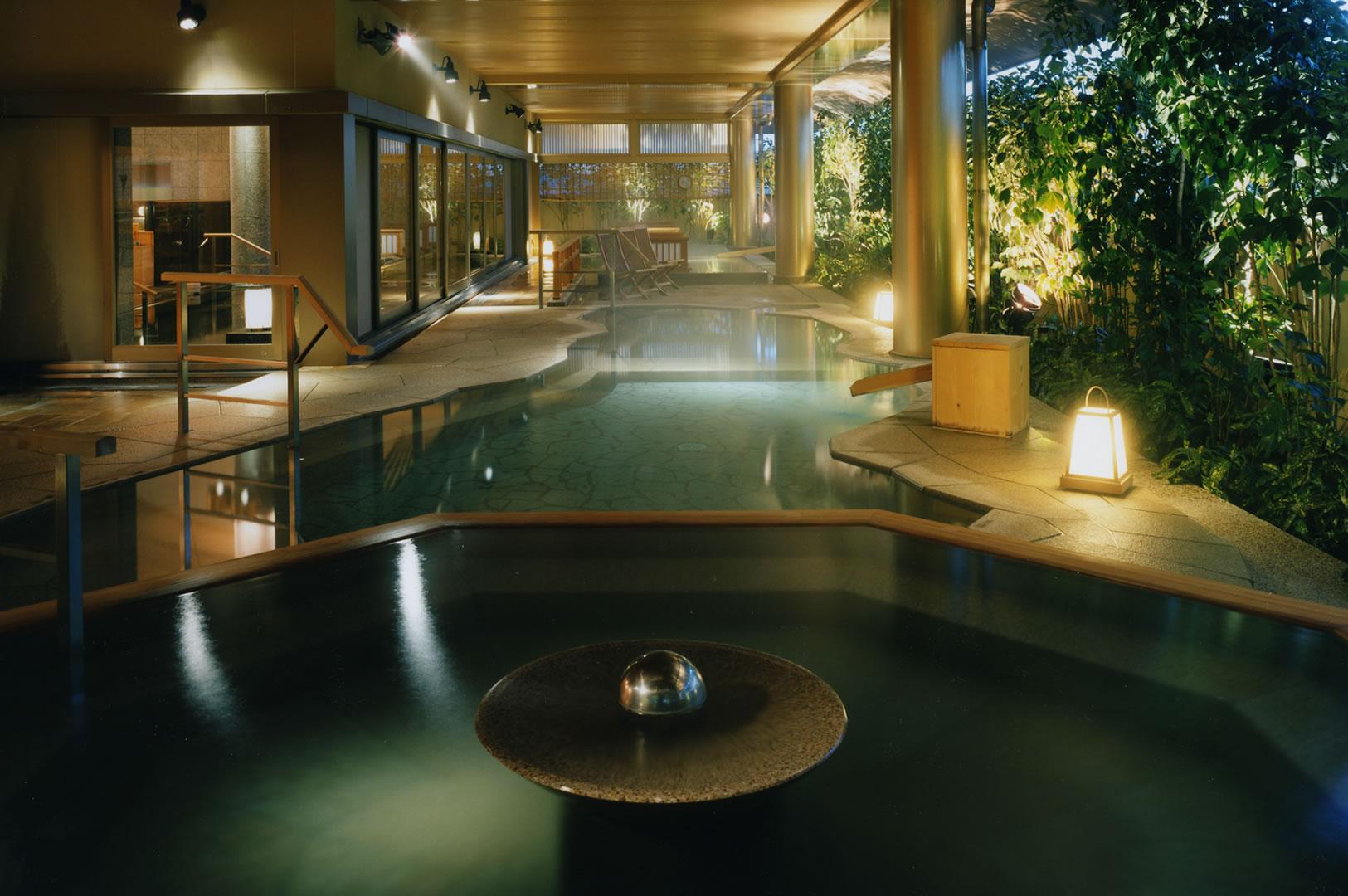 Japanese Style Inn and Hot Spring Spa | ArchitectiralDesign | JCAP7