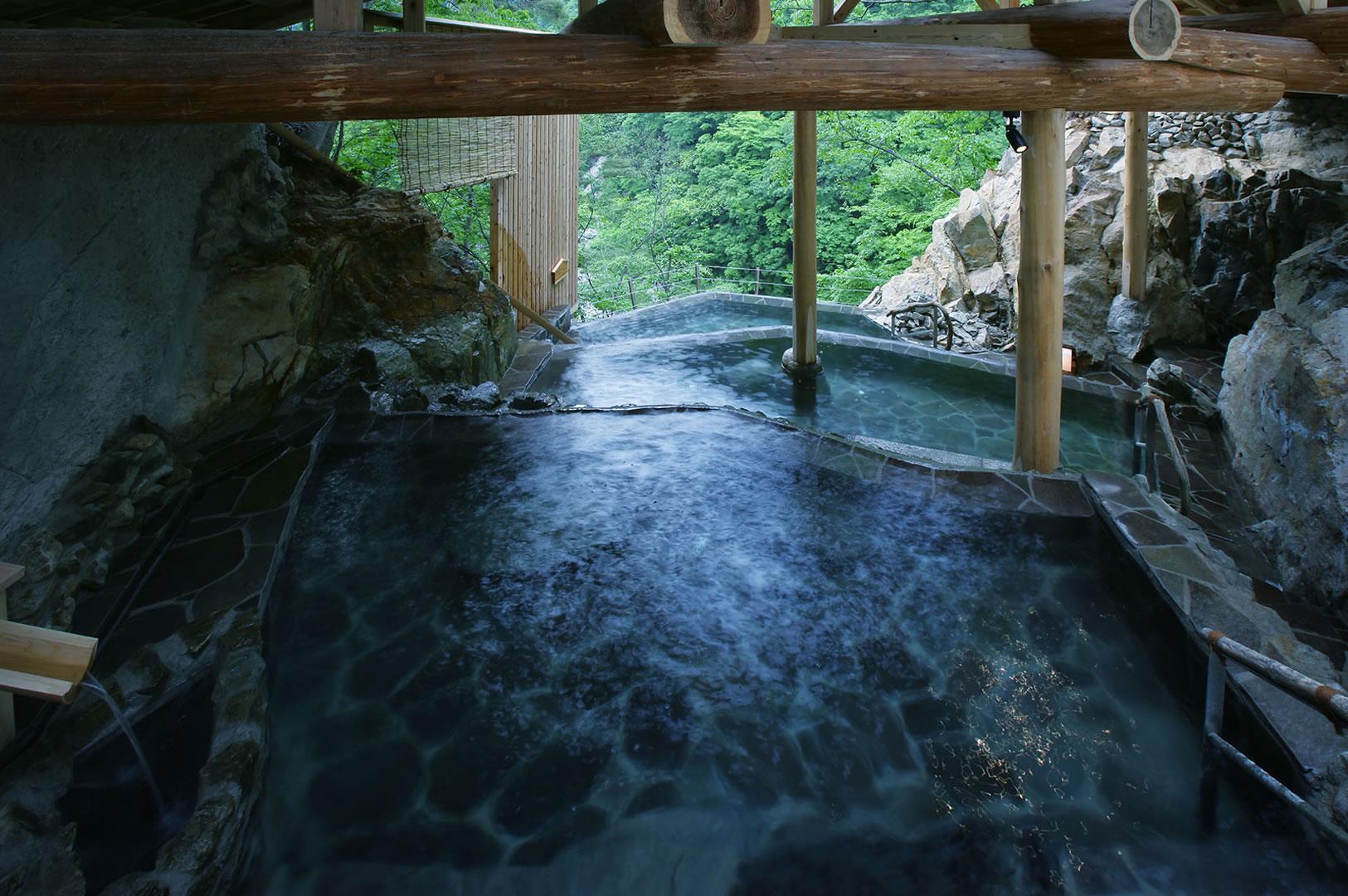 Japanese Style Inn and Hot Spring Spa   ArchitectiralDesign   JCAP7